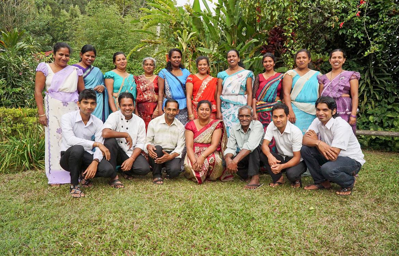Die Ärzte und das Team
